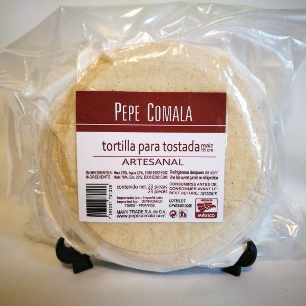 tortillas maiz
